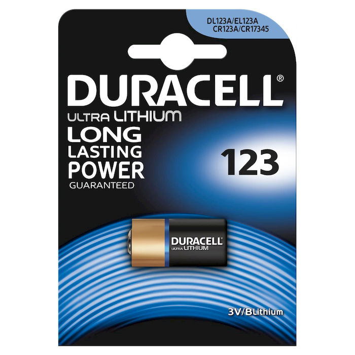 DURACELL Ultra Photo DL123A - thumb - MediaWorld.it