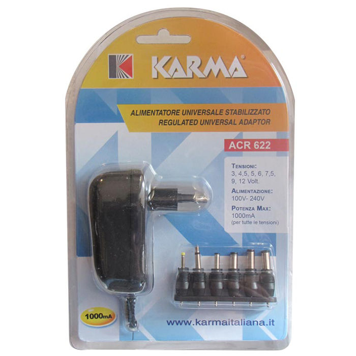 KARMA ACR 622 - thumb - MediaWorld.it