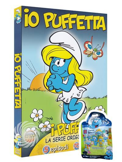 I Puffi - Io Puffetta - DVD - thumb - MediaWorld.it