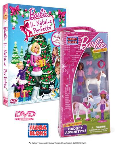 Barbie - Il Natale perfetto - DVD - thumb - MediaWorld.it
