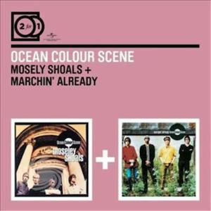 Ocean Colour Scene - Moseley Shoals/Marchin' Already/2 For 1 Series - CD - MediaWorld.it