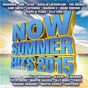 V/A - Now Summer Hits 2015 - CD - thumb - MediaWorld.it