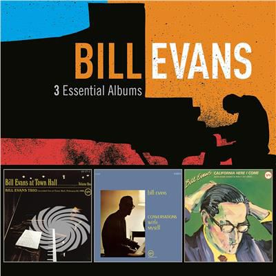 EVANS BILL - 3 ESSENTIAL ALBUMS - CD - thumb - MediaWorld.it
