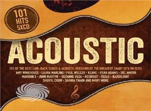 V/A - 101 ACOUSTIC - CD - thumb - MediaWorld.it