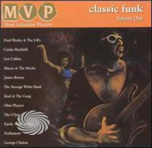 Classic Funk - Vol. 1-Classic Funk - CD - thumb - MediaWorld.it