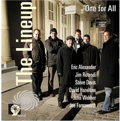 One For All & Eric Alexander - Lineup - CD - thumb - MediaWorld.it