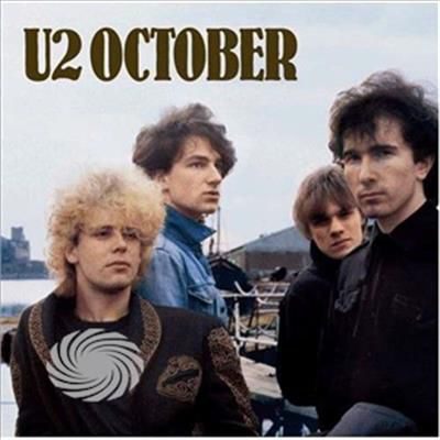 U2 - October - CD - thumb - MediaWorld.it