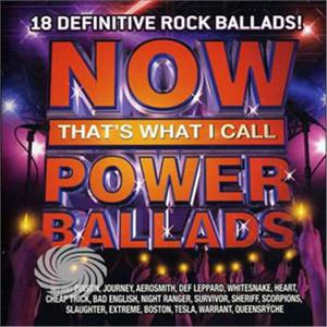 V/A - Now That's What I Call Power Ballads - CD - thumb - MediaWorld.it