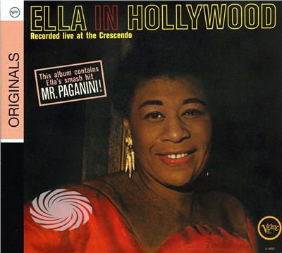 Fitzgerald,Ella - Ella In Hollywood - CD - thumb - MediaWorld.it