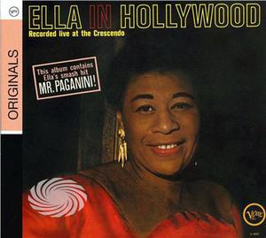 Fitzgerald,Ella - Ella In Hollywood - CD - MediaWorld.it
