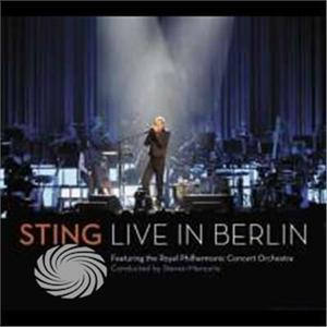 Sting - Sting: Live In Berlin - CD - thumb - MediaWorld.it