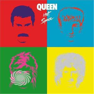 Queen - Hot Space: 2011 Remaster - CD - thumb - MediaWorld.it