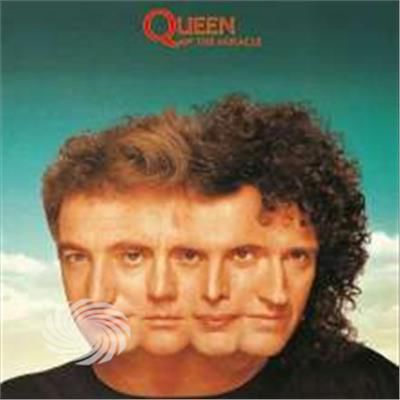 Queen - Miracle - CD - thumb - MediaWorld.it