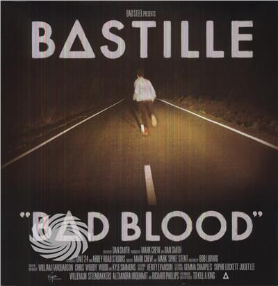 Bastille - Bad Blood - Vinile - thumb - MediaWorld.it