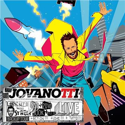 Jovanotti - Back Up Tour 2013 - CD - thumb - MediaWorld.it