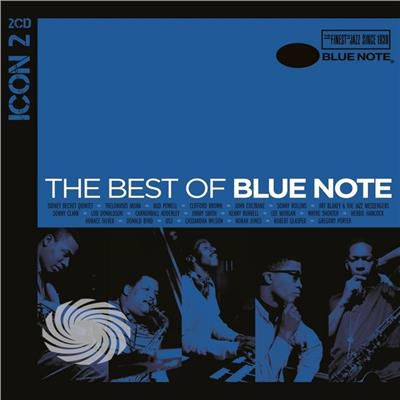 Various Artist - Icon: The Best Of Blue Note - CD - thumb - MediaWorld.it