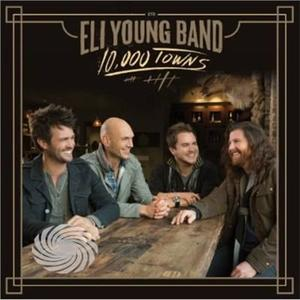 Eli Young Band - 10 000 Towns - CD - MediaWorld.it