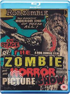 Rob Zombie - The zombie horror picture show - Blu-Ray - thumb - MediaWorld.it
