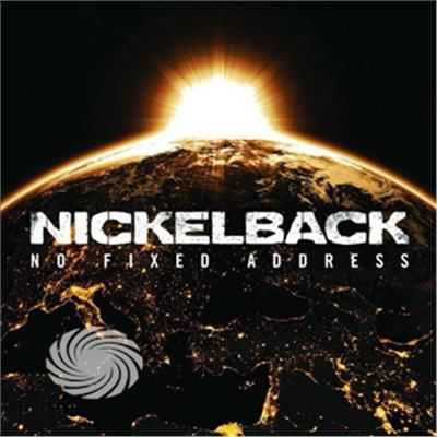 Nickelback - No Fixed Address - CD - thumb - MediaWorld.it