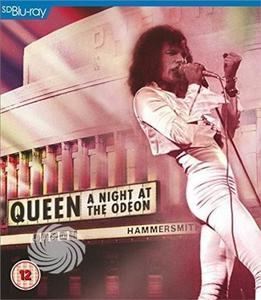 QUEEN - A NIGHT AT THE ODEON '75 - Blu-Ray - thumb - MediaWorld.it