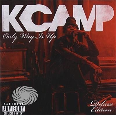 K Camp - Only Way Is Up - CD - thumb - MediaWorld.it