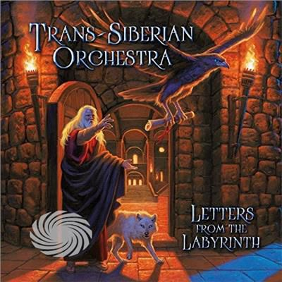Trans-Siberian Orchestra - Letters From The Labyrinth - CD - thumb - MediaWorld.it