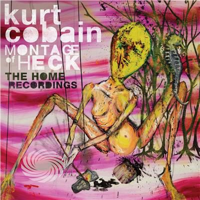 Cobain,Kurt - Montage Of Heck - CD - thumb - MediaWorld.it