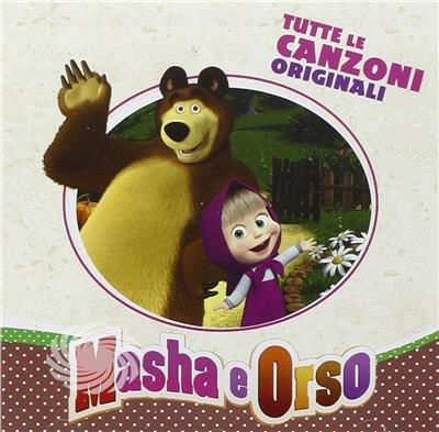 V/A - Masha E Orso - CD - thumb - MediaWorld.it