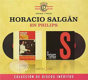 Salgan,Horacio - Horacio Salgan En Philips - CD - MediaWorld.it