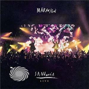 Marracash / Gue Pequeno - Santeria Live (2cd+Dvd Pal Reg O) - CD - MediaWorld.it
