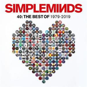 SIMPLE MINDS - 40: THE BEST OF 1979-2019 - CD - MediaWorld.it