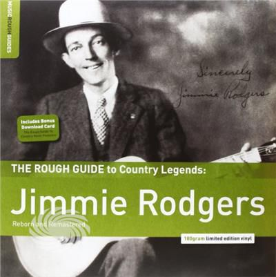 Rodgers,Jimmie - Rough Guide To Jimmie Rodgers - Vinile - thumb - MediaWorld.it