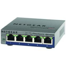 NETGEAR GS105E - thumb - MediaWorld.it