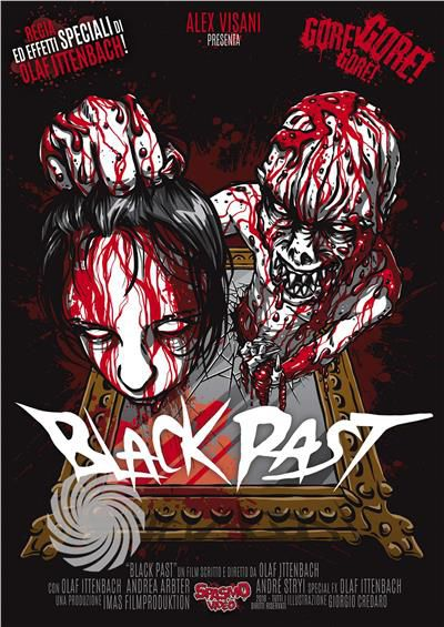 Black past - DVD - thumb - MediaWorld.it