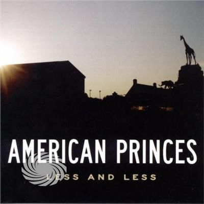 American Princes - Less & Less - CD - thumb - MediaWorld.it