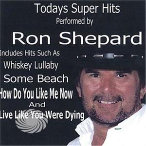 Shepard,Ron - Todays Super Hits - CD - MediaWorld.it