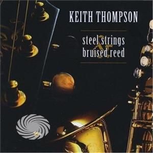 Thompson,Keith - Steel Strings & Bruised Reed - CD - thumb - MediaWorld.it