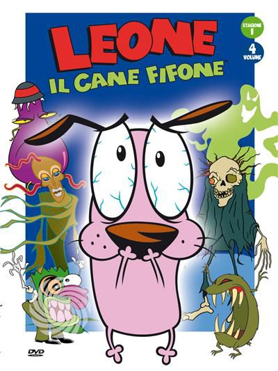 Leone il cane fifone - DVD - Stagione 1 - thumb - MediaWorld.it