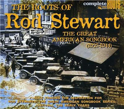 Roots Of Rod Stewart - Vol. 1-Roots Of The Great American Songbook - CD - thumb - MediaWorld.it