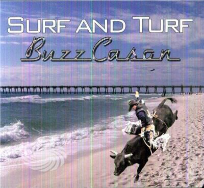 Cason,Buzz - Surf & Turf - CD - thumb - MediaWorld.it