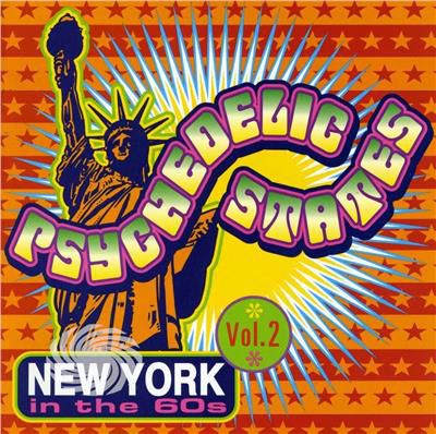 Psychedelic States - Vol. 2-New York In The '60s - CD - thumb - MediaWorld.it