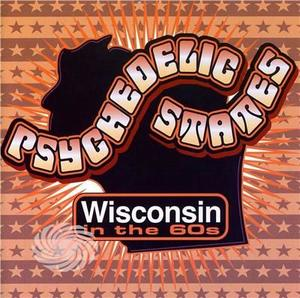 V/A - Psychedelic States: Wisconsin In The 60's - CD - thumb - MediaWorld.it