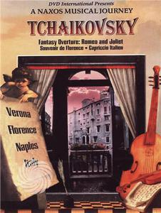 Pyotr Ilyich Tchaikovsky - Fantasy overture: Romeo and Juliet - Scenes of Italy - DVD - thumb - MediaWorld.it
