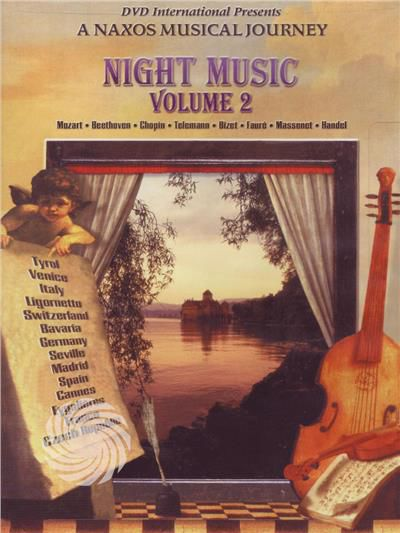 Night music - Scenes of Europe - DVD - thumb - MediaWorld.it