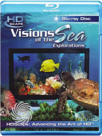 Vision of the sea: explorations - Blu-Ray - thumb - MediaWorld.it