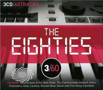V/A - 3/60-The Eighties - CD - thumb - MediaWorld.it