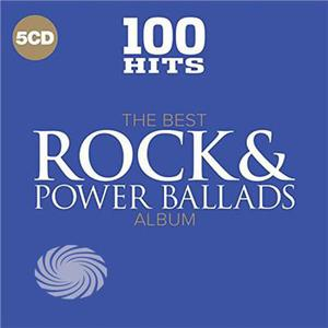 Various Artist - 100 Hits: Best Rock & Power Ballads Album / Var - CD - MediaWorld.it
