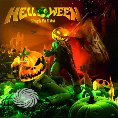 Helloween - Straight Out Of Hell - CD - thumb - MediaWorld.it