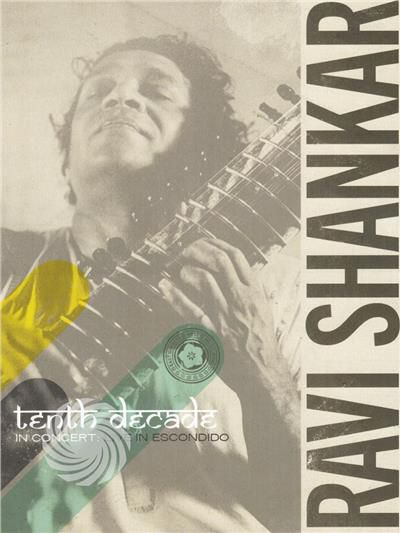 Ravi Shankar - Ravi Shankar - Tenth decade in concert - Live in Escondido - DVD - thumb - MediaWorld.it