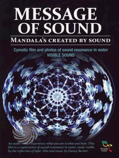 Danny Becher - Message of sound - Mandala's created by sound - DVD - thumb - MediaWorld.it